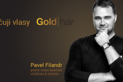 pavel filandr gold hair
